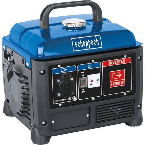 Scheppach SG1200 Inverterinis 1000W generatorius