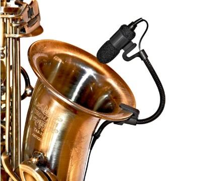 OVID C100 mikrofonas pučiamiesiems instrumentams
