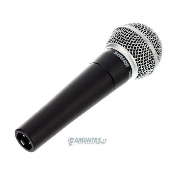 Shure SM58 vokalinis mikrofonas