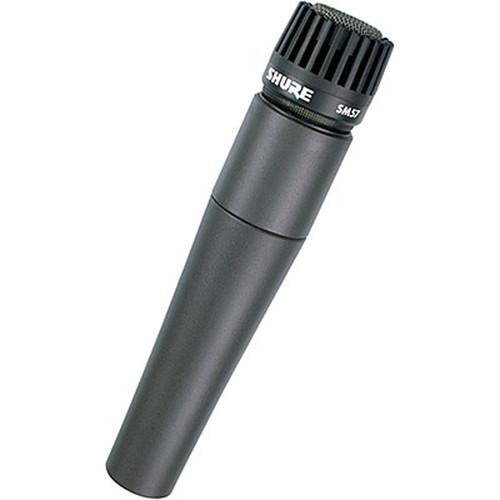 Shure SM57 instrumentinis mikrofonas