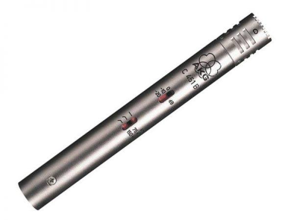 AKG C451B instrumentinis mikrofonas